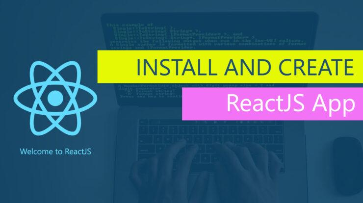 install reactjs